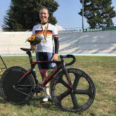Katharina Hechler ist Deutsche Meisterin 2018