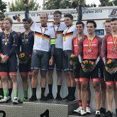 TeamSprint Männer Silber mit Joachim Eilers