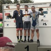 Robert Förstemann im Sprint Bronze bei der Deutschen Meisterschaft 2018